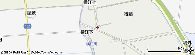 宮城県大崎市古川荒田目(後藤)周辺の地図