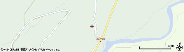山形県鶴岡市本郷(宮下)周辺の地図