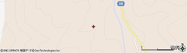 山形県鶴岡市槙代(大淵)周辺の地図