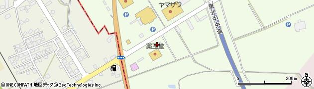 山形県尾花沢市尾花沢1387周辺の地図