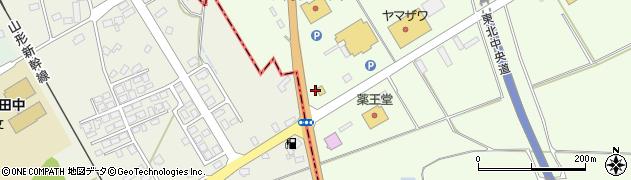 山形県尾花沢市尾花沢1364周辺の地図