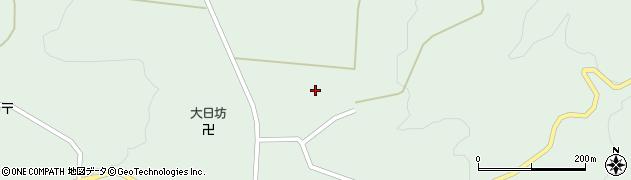 山形県鶴岡市大網(宮ノ北)周辺の地図