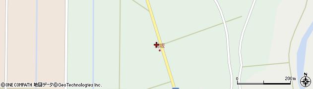 山形県尾花沢市上柳渡戸1246周辺の地図