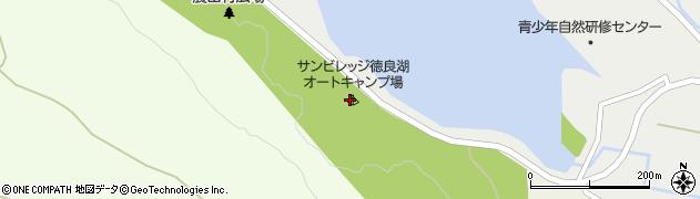 山形県尾花沢市二藤袋1401周辺の地図