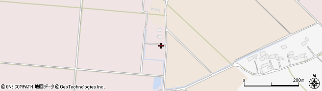 宮城県大崎市田尻(牧目前)周辺の地図