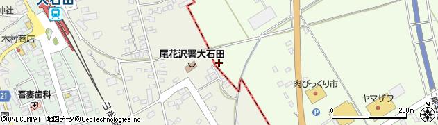 山形県尾花沢市尾花沢1319周辺の地図