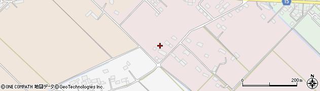 宮城県大崎市田尻桜田高野(中才)周辺の地図