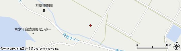 山形県尾花沢市二藤袋1315周辺の地図