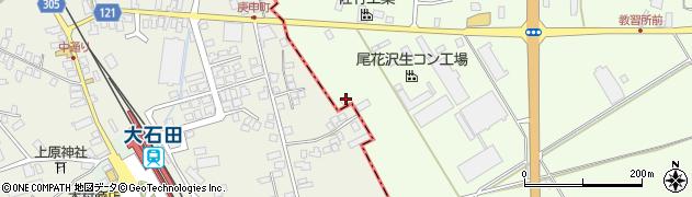 山形県尾花沢市尾花沢1303周辺の地図