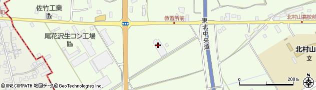 山形県尾花沢市尾花沢1467周辺の地図