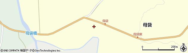 山形県尾花沢市母袋112周辺の地図