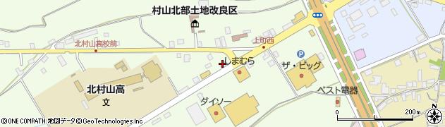 山形県尾花沢市尾花沢1685周辺の地図