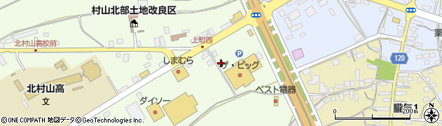 山形県尾花沢市尾花沢下新田1720周辺の地図