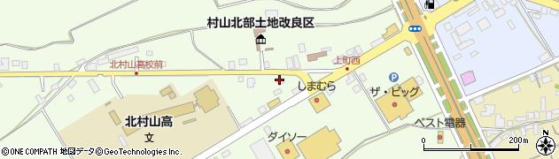 山形県尾花沢市尾花沢1668周辺の地図