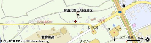 山形県尾花沢市尾花沢1606周辺の地図