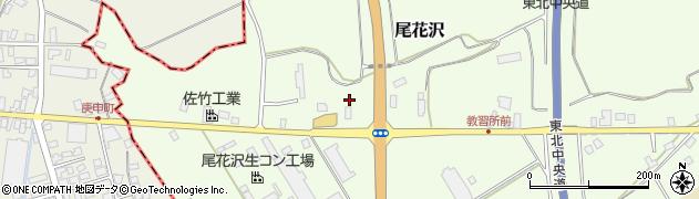 山形県尾花沢市尾花沢4926周辺の地図