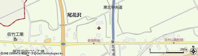 山形県尾花沢市尾花沢4966周辺の地図