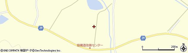 宮城県大崎市田尻大貫(宿下屋敷)周辺の地図