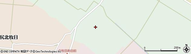 宮城県大崎市田尻沼部(原東)周辺の地図