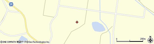 長水寺周辺の地図