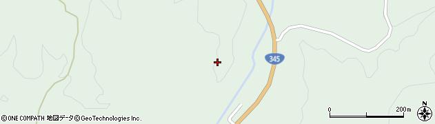山形県鶴岡市温海川(長元)周辺の地図