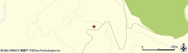 山形県尾花沢市母袋772周辺の地図