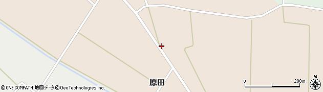 山形県尾花沢市原田772周辺の地図