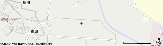 宮城県大崎市田尻中目(猫作)周辺の地図
