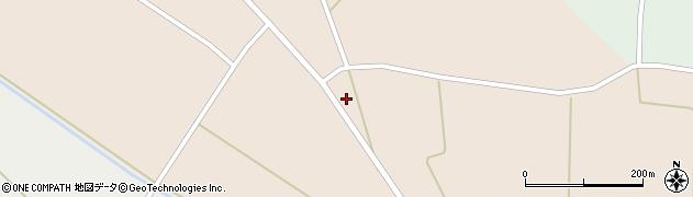 山形県尾花沢市原田714周辺の地図