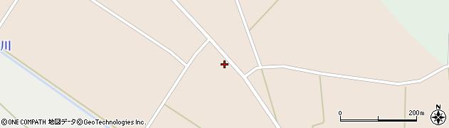 山形県尾花沢市原田735周辺の地図