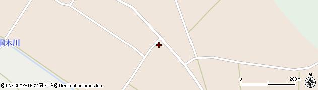 山形県尾花沢市原田733周辺の地図