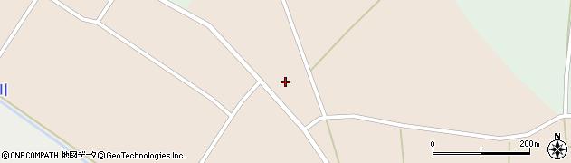 山形県尾花沢市原田719周辺の地図