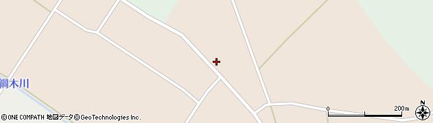 山形県尾花沢市原田722周辺の地図