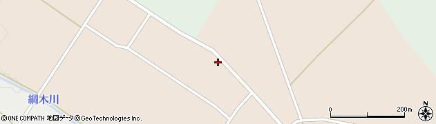 山形県尾花沢市原田729周辺の地図
