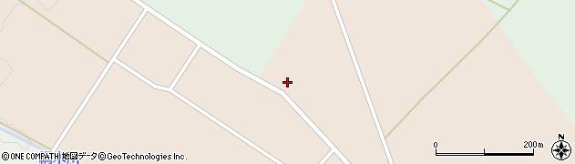 山形県尾花沢市原田727周辺の地図
