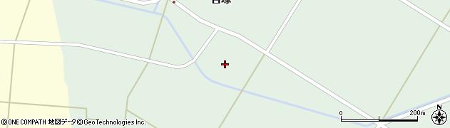 宮城県大崎市田尻沼部(念仏壇)周辺の地図