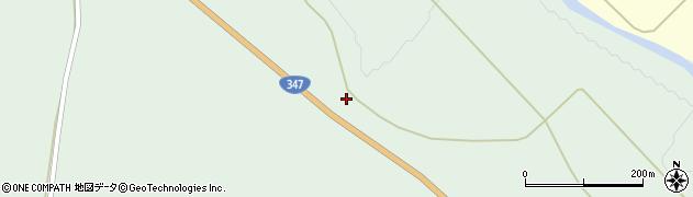 山形県尾花沢市鶴巻田612周辺の地図