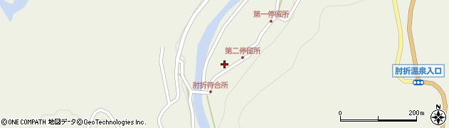 山形県最上郡大蔵村南山528周辺の地図