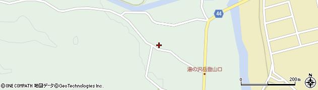山形県鶴岡市本郷(中里)周辺の地図