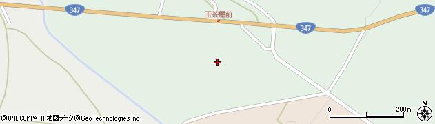 山形県尾花沢市北郷210周辺の地図
