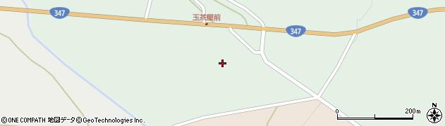 山形県尾花沢市北郷211周辺の地図