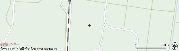 宮城県大崎市田尻沼部(寺下)周辺の地図
