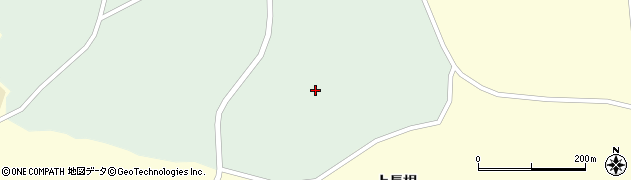 宮城県大崎市田尻蕪栗(峯越)周辺の地図