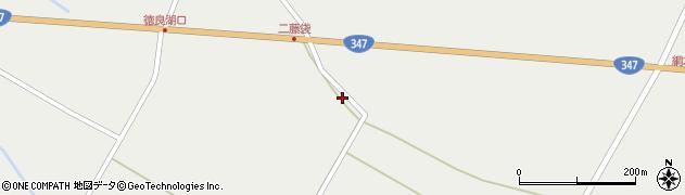 山形県尾花沢市二藤袋854周辺の地図