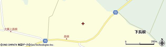 宮城県大崎市田尻大貫(築留)周辺の地図