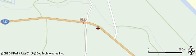山形県尾花沢市鶴巻田633周辺の地図