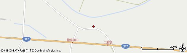 山形県尾花沢市二藤袋488周辺の地図
