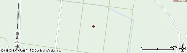 宮城県大崎市田尻沼部(新葉山前)周辺の地図