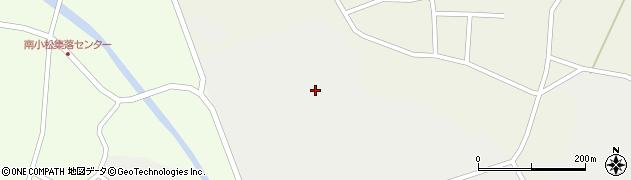 宮城県大崎市田尻大嶺(堤田)周辺の地図