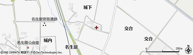 宮城県大崎市古川大崎(城下)周辺の地図